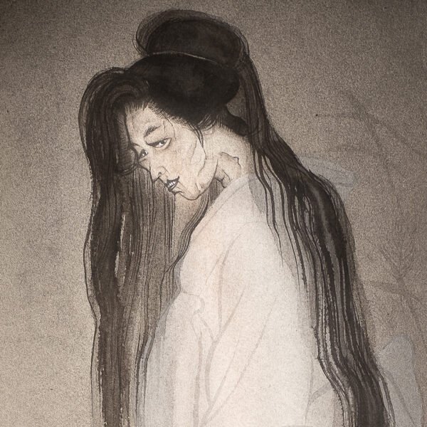 japanese ghost story