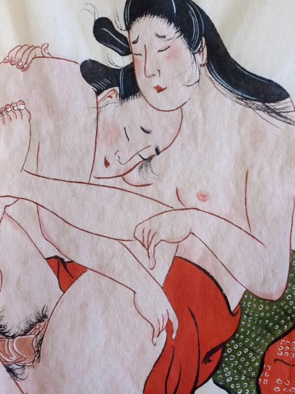Shunga painting